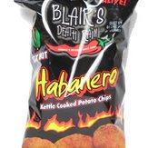 Blair's Death Rain Habanero Chips - 57g