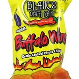 Blair's Death Rain Buffalo Wing Chips -57g