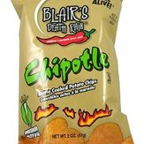 Blair's Death Rain Chipotle Chips - 57g